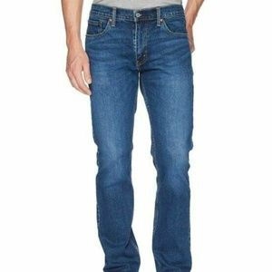 Levi's Men's 511 Slim Fit Stretch Jeans 36x36